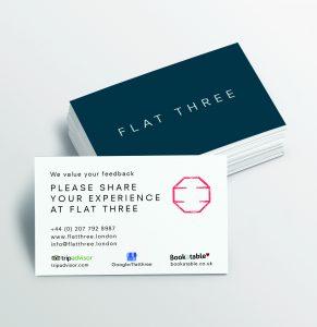 Trip Advisor Card